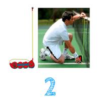 tennis net measure, net check