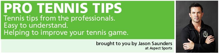 tennis tips from professionals
